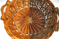 basket - before and after