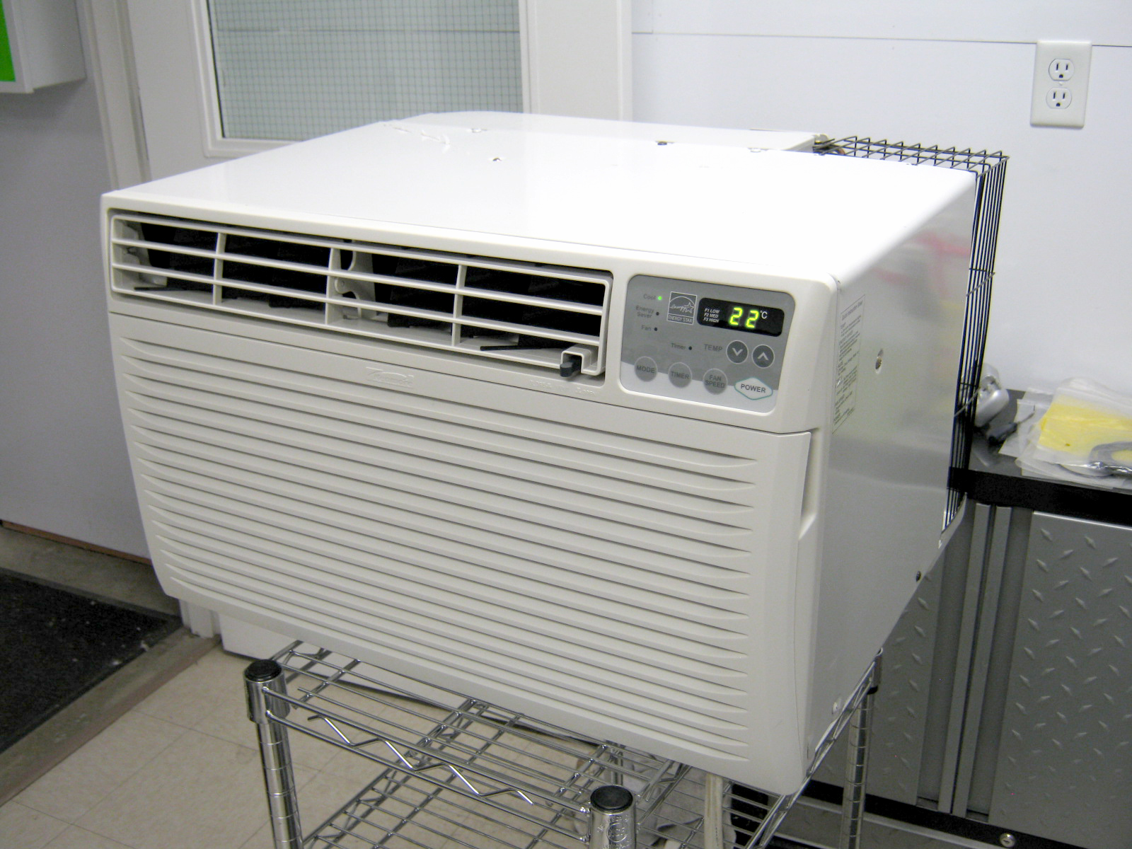 air conditioner - after
